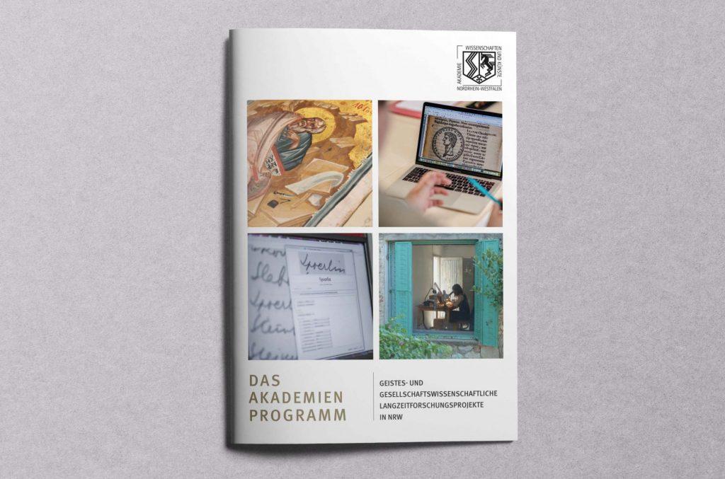 Die Projekte des Akademienprogramms in NRW in der Nahaufnahme