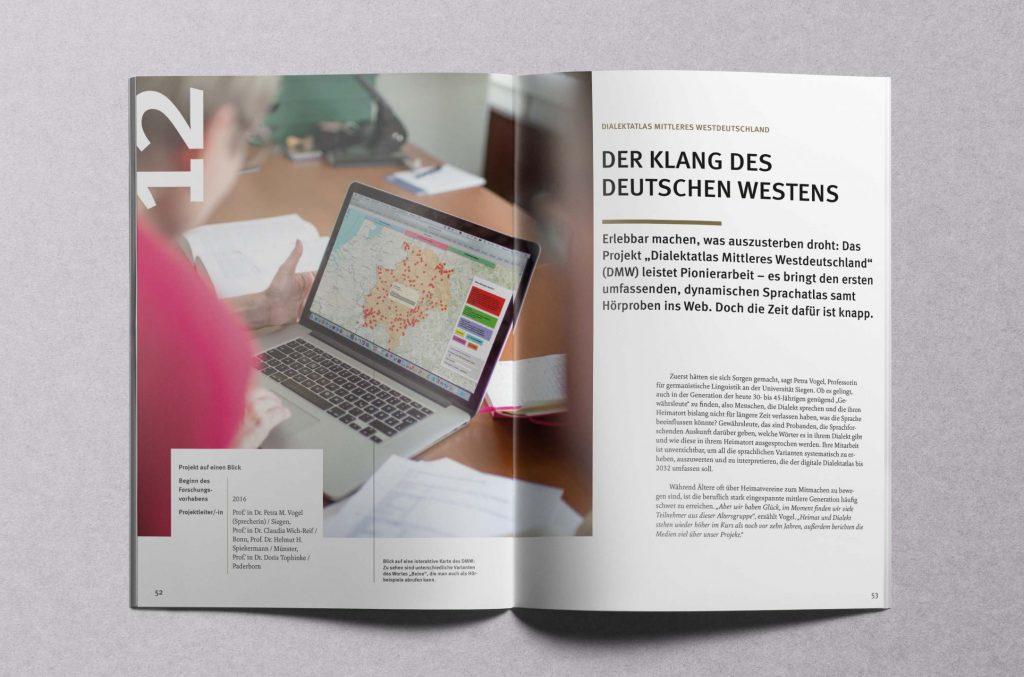 Multi-Universitäten-Projekt rund um Dialekte: Die Erforschung des Sprachwandels in NRW