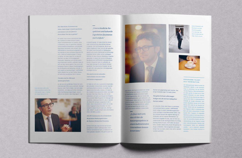 Ein italienischer Marketing-Manager und seine Vision von internationaler Zusammenarbeit